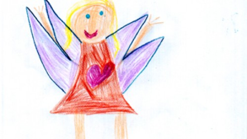 Jedes Kind braucht einen Engel